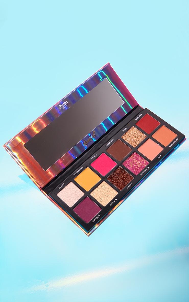 BPerfect Cosmetics Manifest Eyeshadow Palette 1