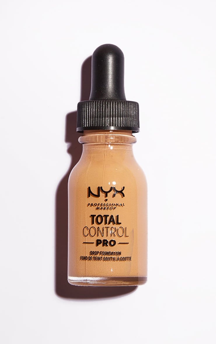 NYX PMU Total Control Pro Drop Controllable Coverage Foundation Medium Buff 2