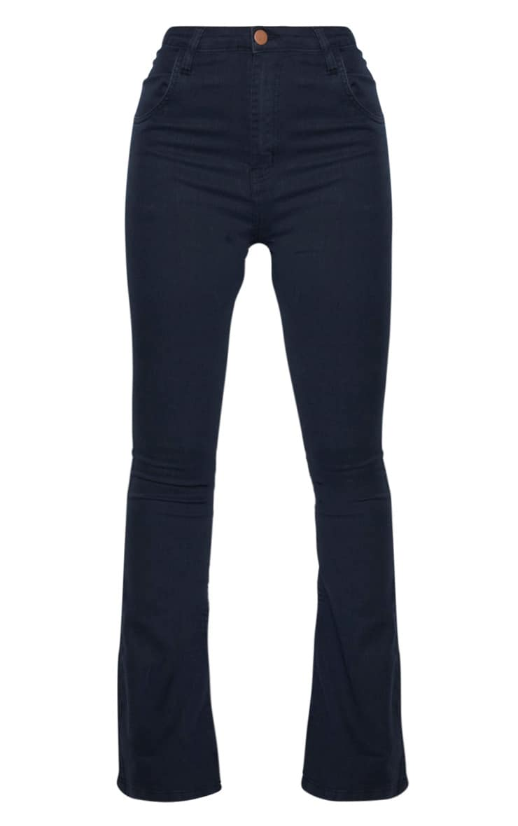 Tall - Jean stretch flare noir 3