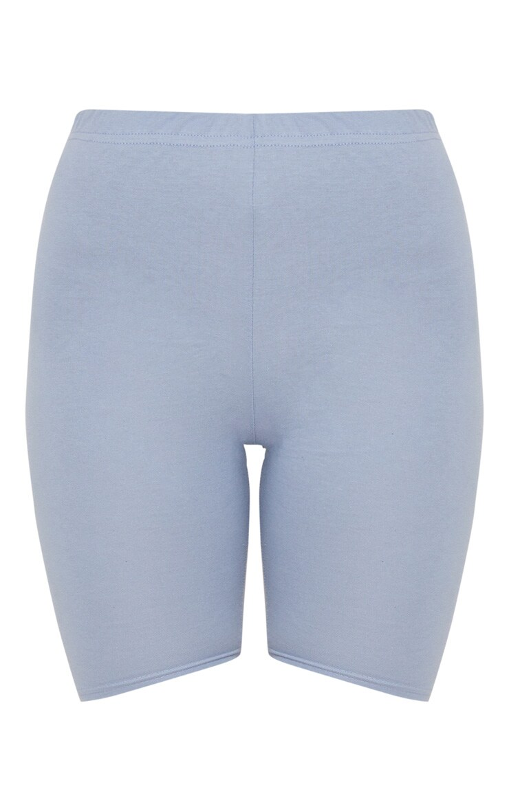 Dusky Blue Cycling Shorts 3