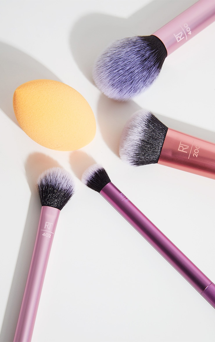 Real Techniques Everyday Essentials Brush Set 2