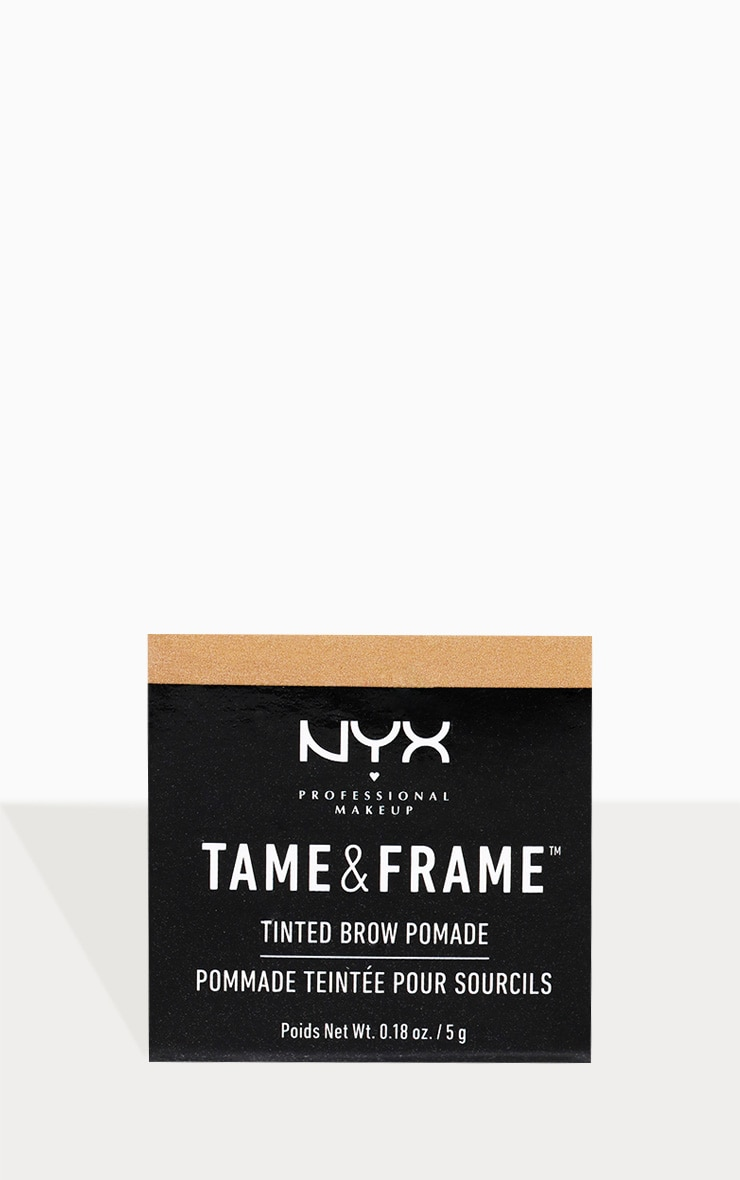 NYX Professional Makeup Tame & Frame Brow Pomade Blonde 3