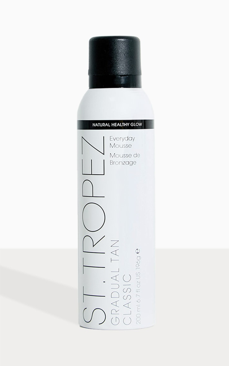 St. Tropez Gradual Tan Everyday Classic Mousse 200ml 1
