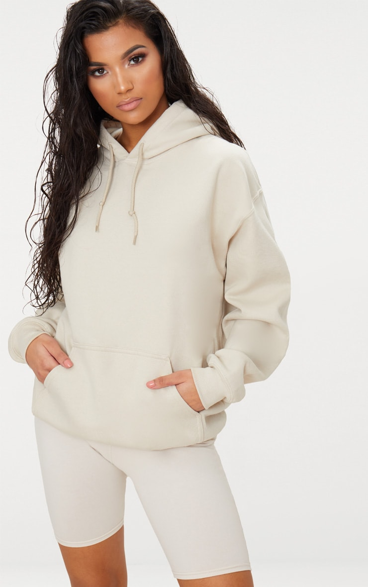 Sand Ultimate Oversized Hoodie 4