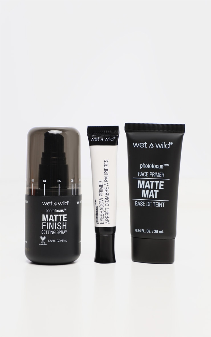 Wet N Wild Prep & Prime Set 4