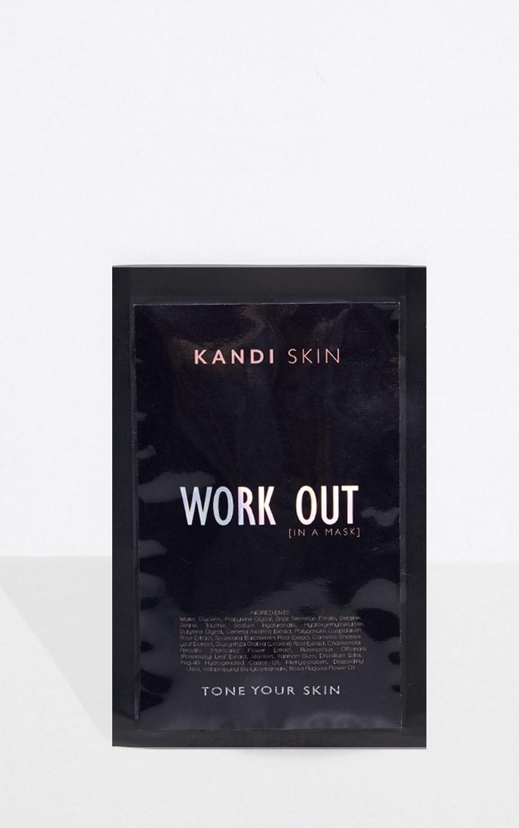 Kandi Skin Work Out Face Mask 1