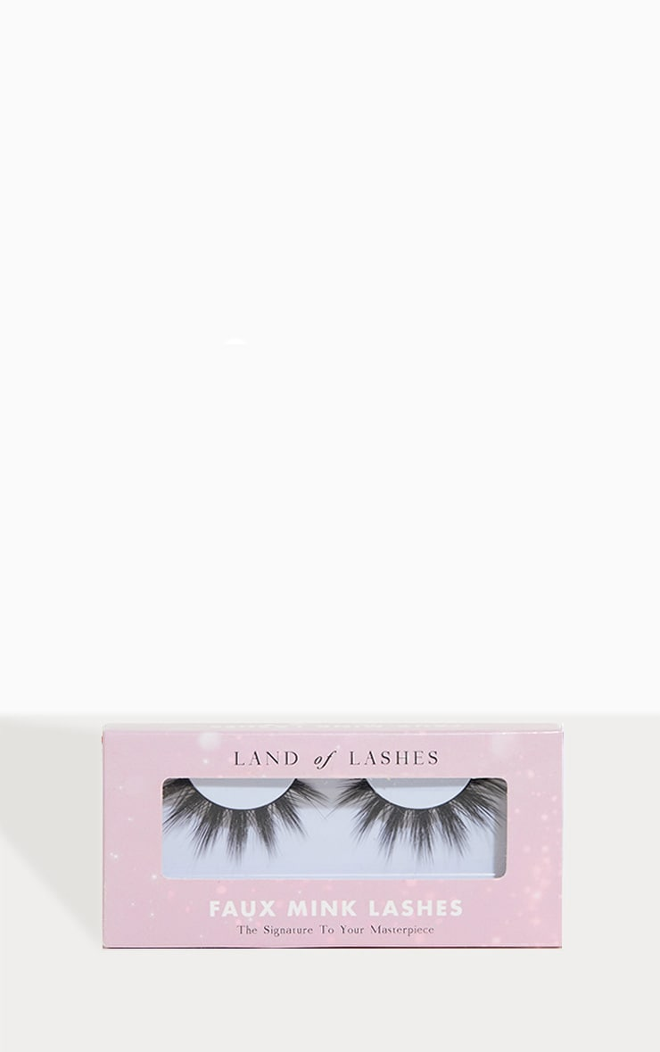Faux cils Paloma imitation vison - Land of Lashes 4