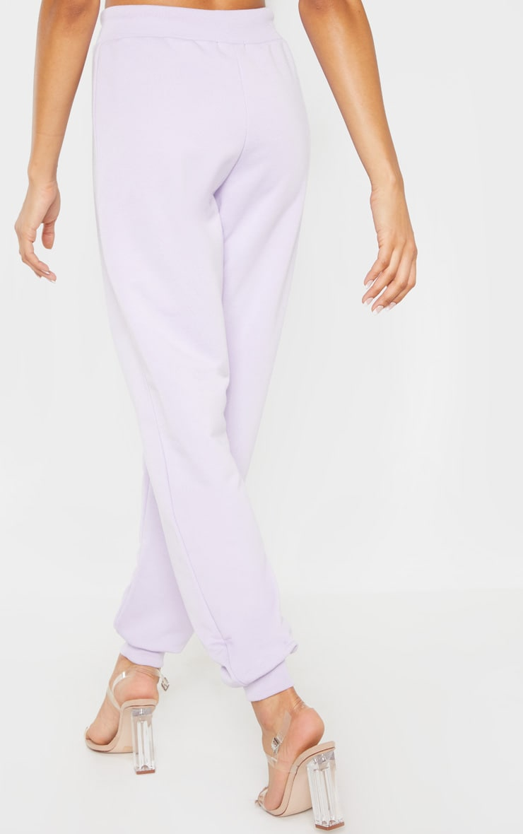 Lilac Ultimate Sweat Jogger 4