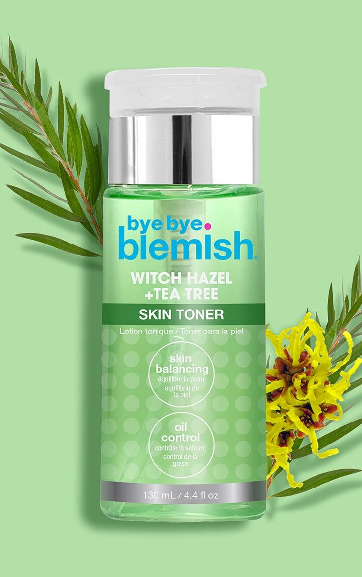 Bye Bye Blemish Witch Hazel + Tea Tree Blemish Toner 4