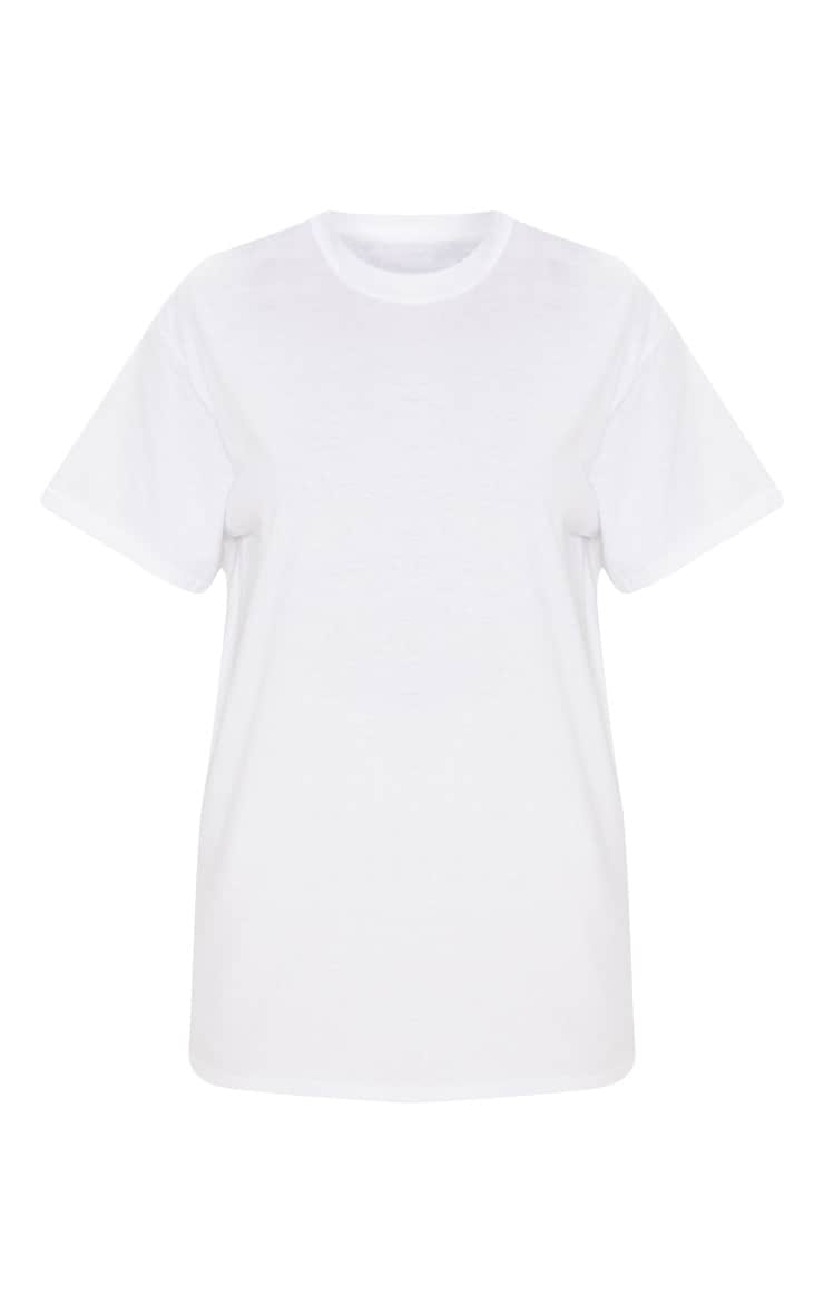 Ultimate White Oversized T Shirt 3