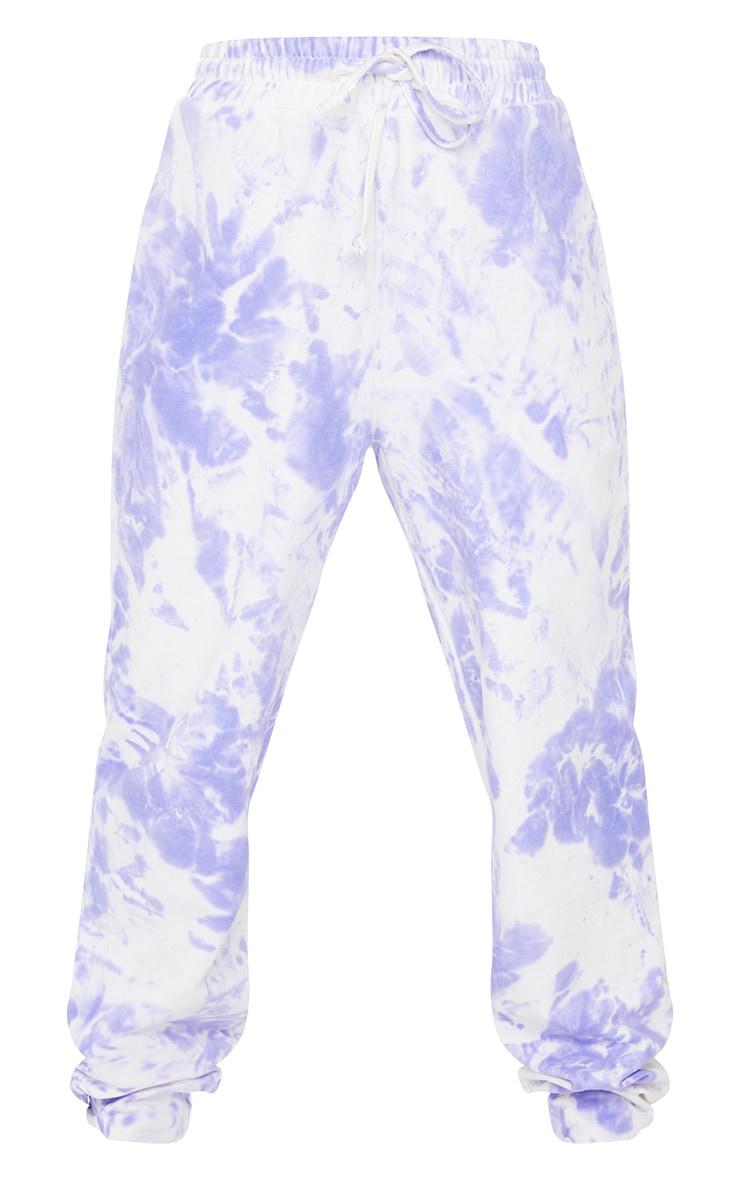 Lilac Tie Dye Joggers 5