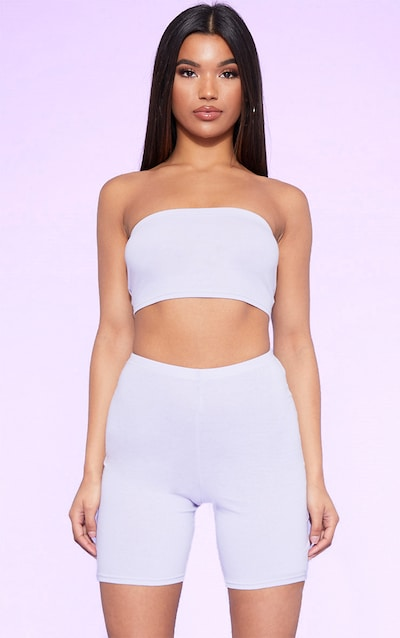 15aaa9d9610 RECYCLED Pale Violet Cycle Shorts