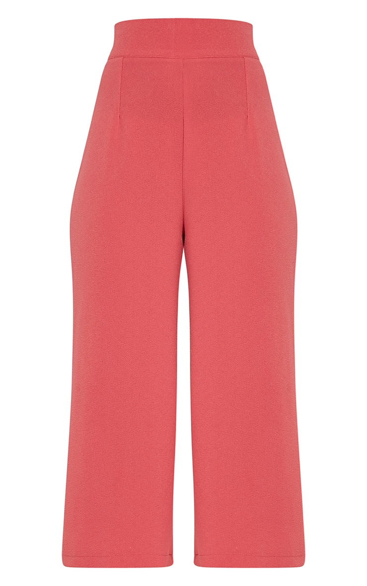 Tazmin Coral High Waisted Culottes 3