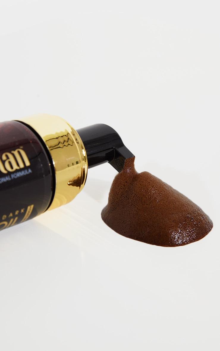 Minetan Luxe Foamed Oil Self Tan Foam 2