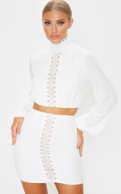 69f52652731fa Crochet | Crochet Clothing For Women | PrettyLittleThing
