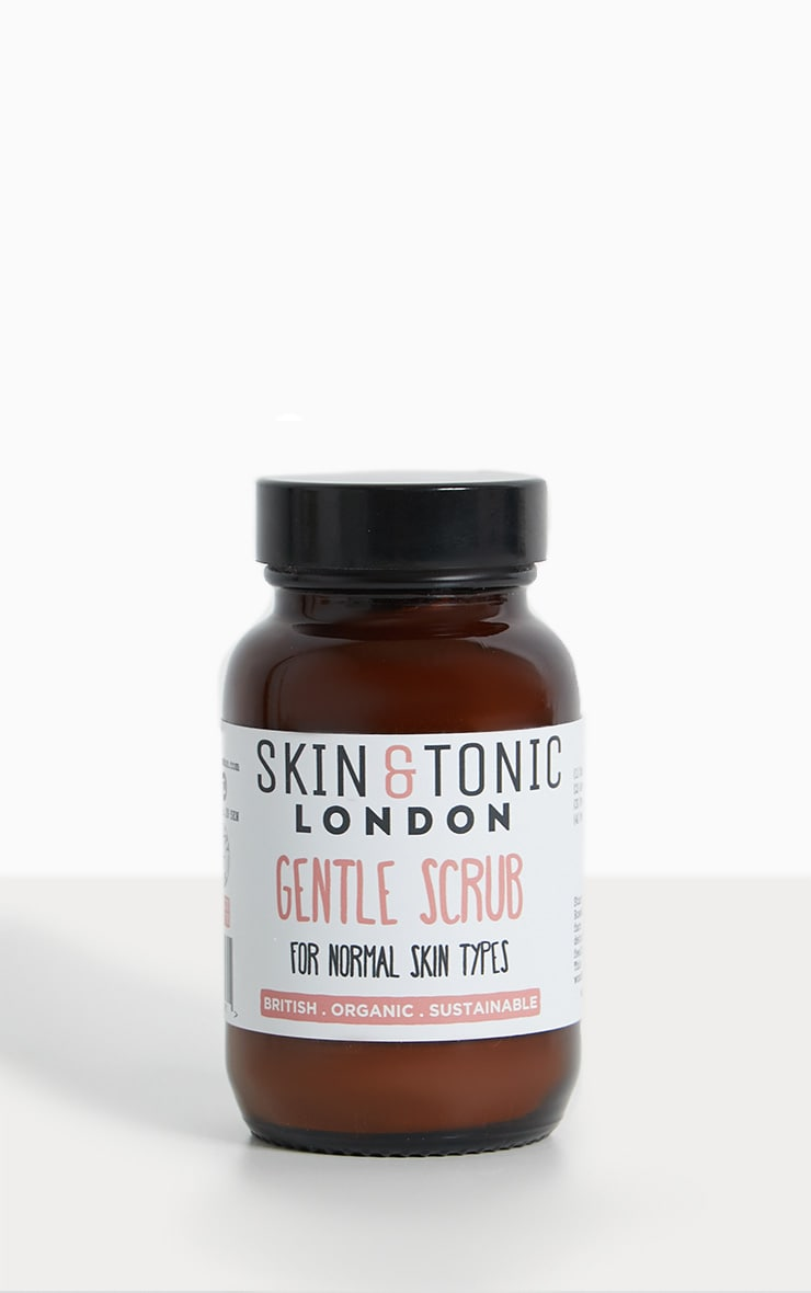 Skin & Tonic London Gentle Scrub  1