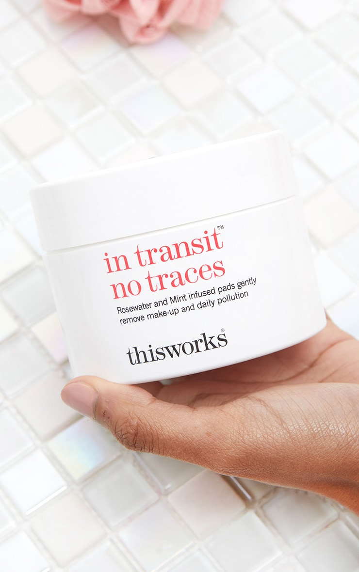 This Works In Transit No Traces Cleansing Pads 60Pcs 2