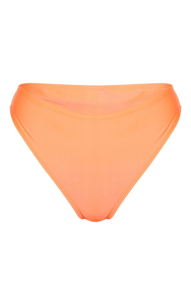 Coral Mix & Match Cheeky Bum Bikini Bottom 5
