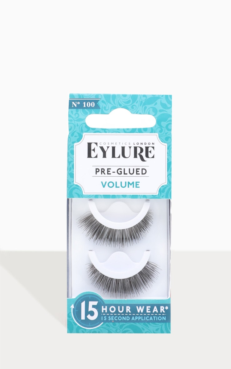5f5982a550a Eylure Pre-Glued Volume 100 False Lashes | PrettyLittleThing