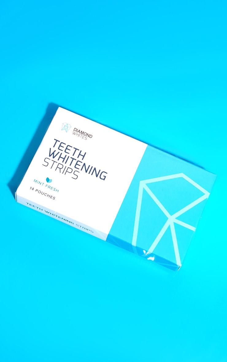 Diamond Whites Teeth Whitening Strips 2