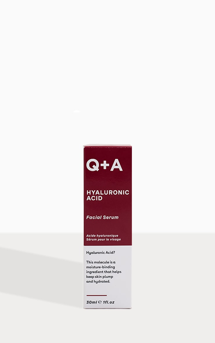 Q+A Hyaluronic Acid Facial Serum 30ml 2
