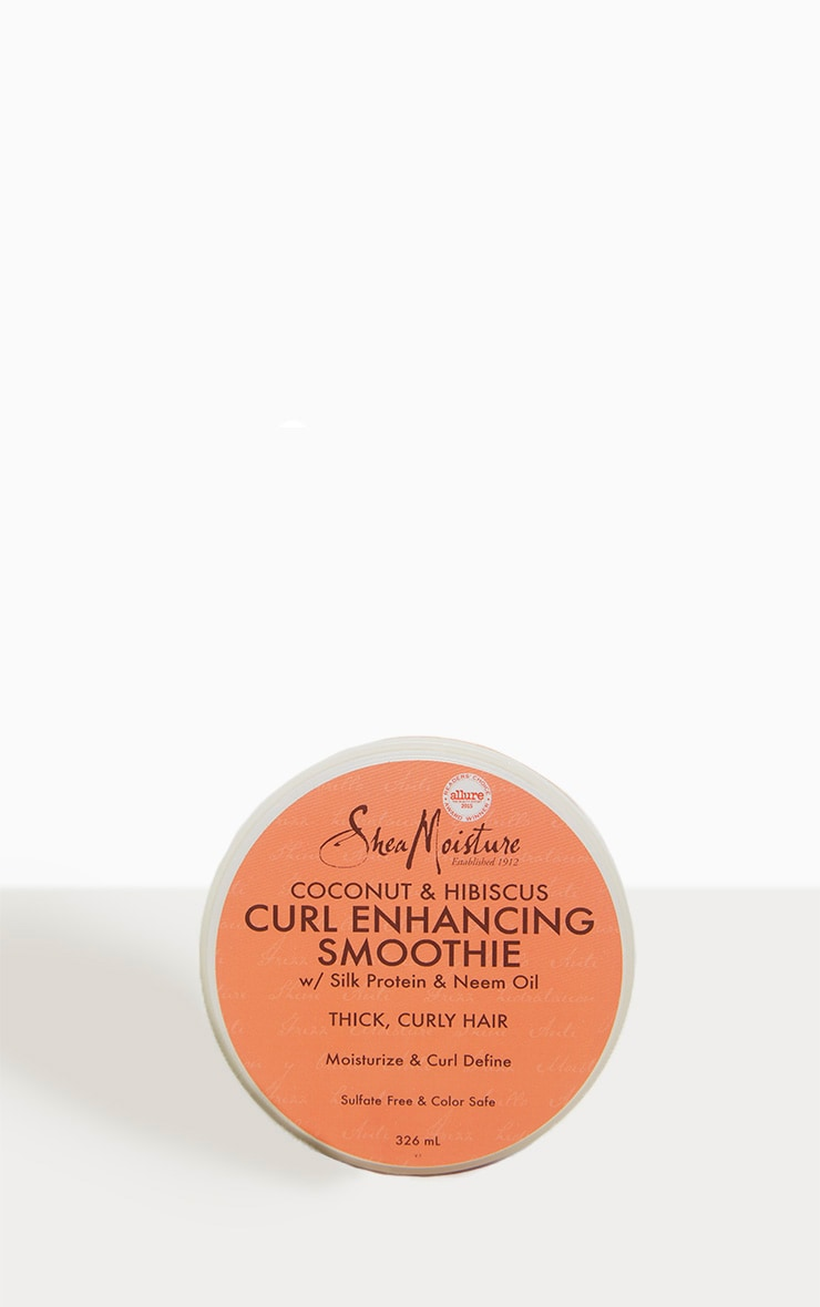 Shea Moisture Coconut & Hibiscus Curl Enhancing Smoothie 326ml 2