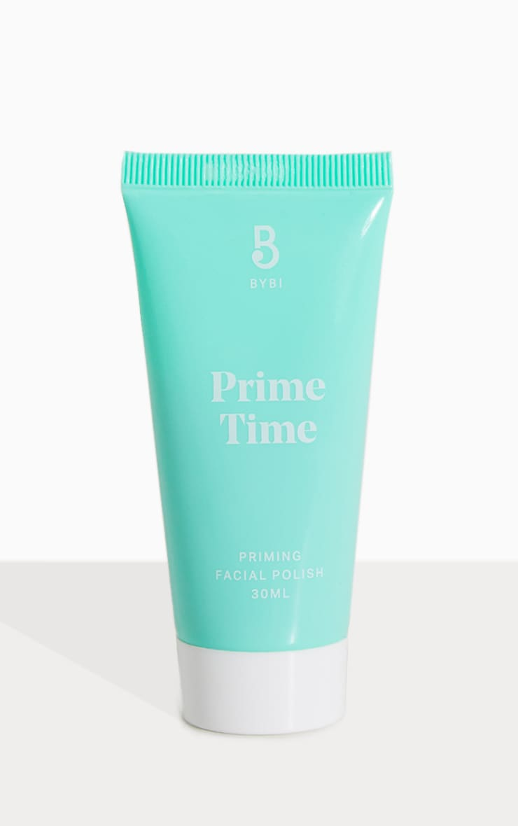 BYBI Prime Time Priming Facial Polish  1