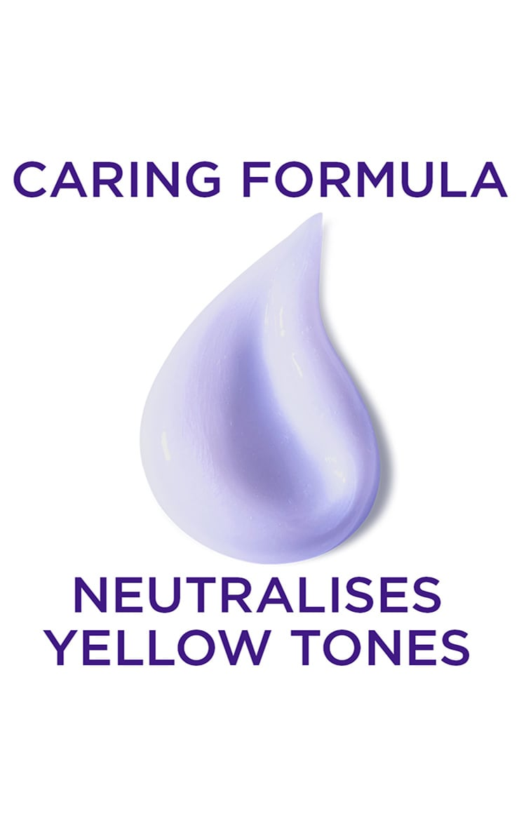 L'Oreal Elvive Colour Protect Anti-Brassiness Purple Conditioner 150ml 3