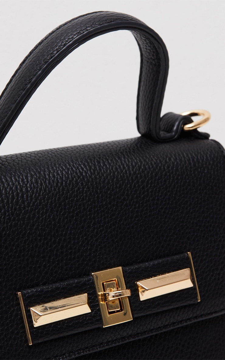 Black Mini Handbag 4