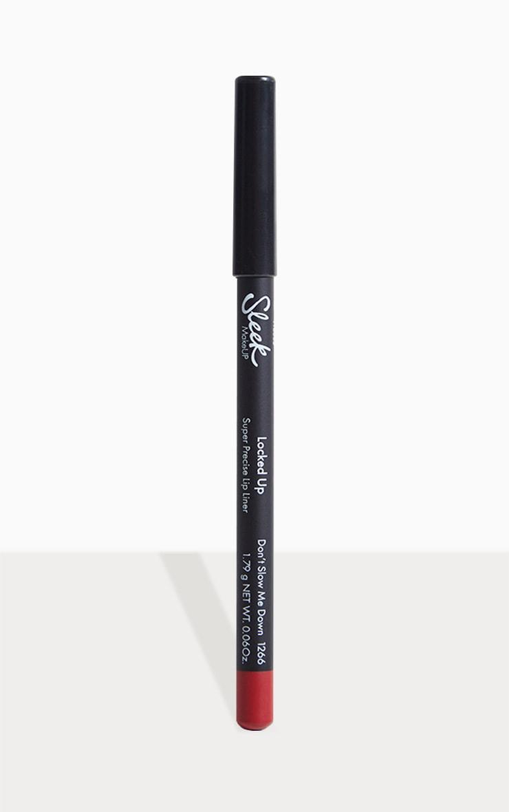 Sleek MakeUP Locked Up Super Precise Lip Liner Don't Slow Me Down 2