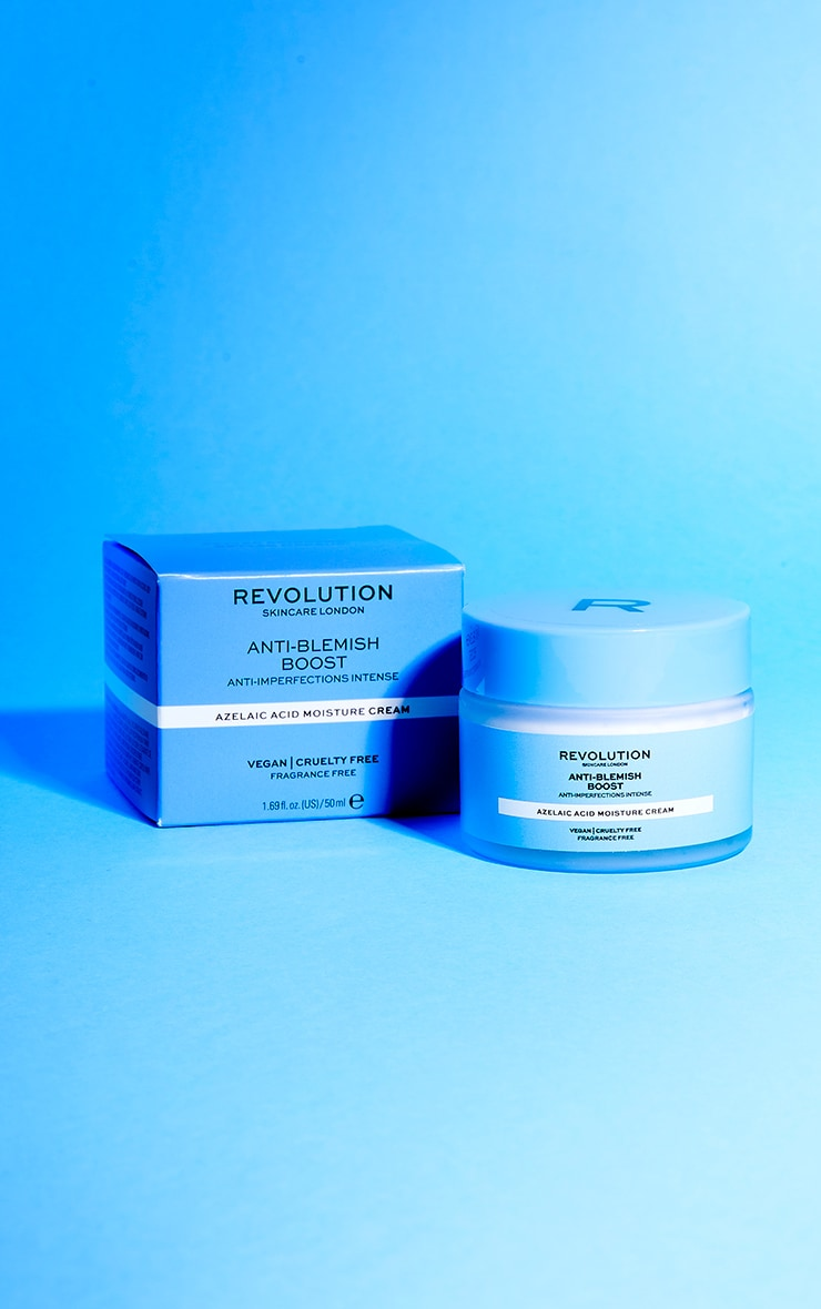 Revolution Skincare Anti Blemish Boost Cream with Azelaic Acid 2