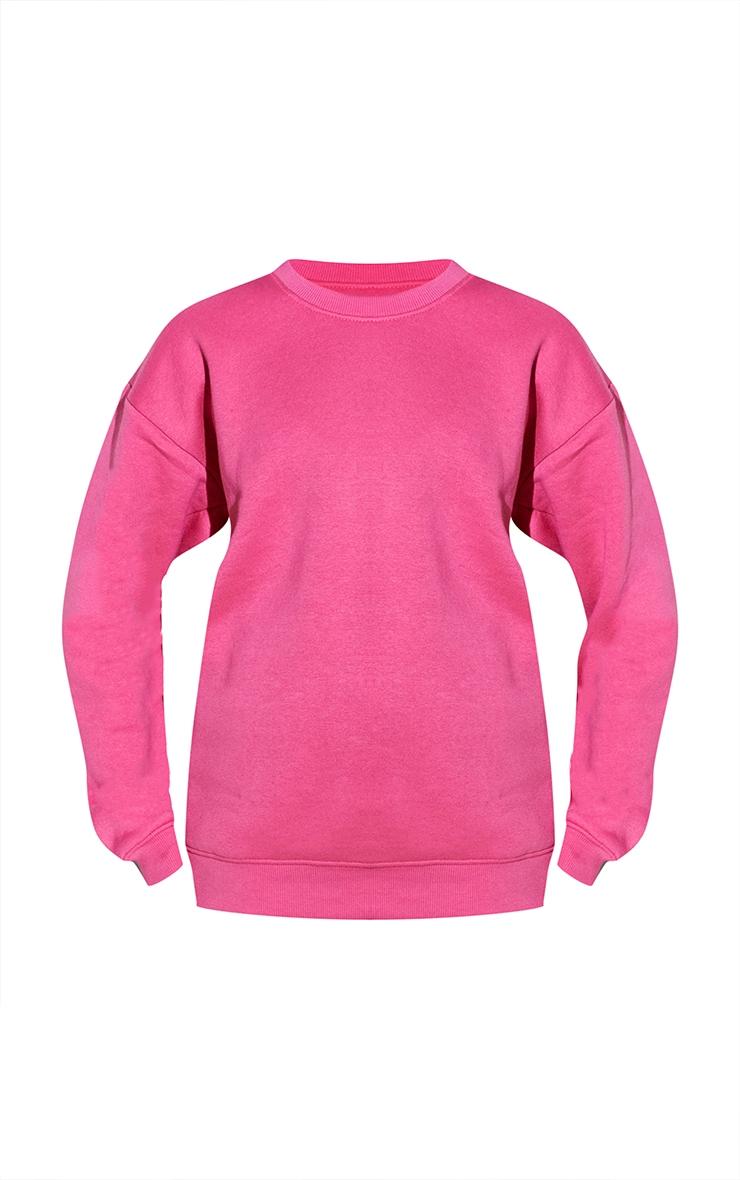 RENEW Pink Oversized Sweater 5