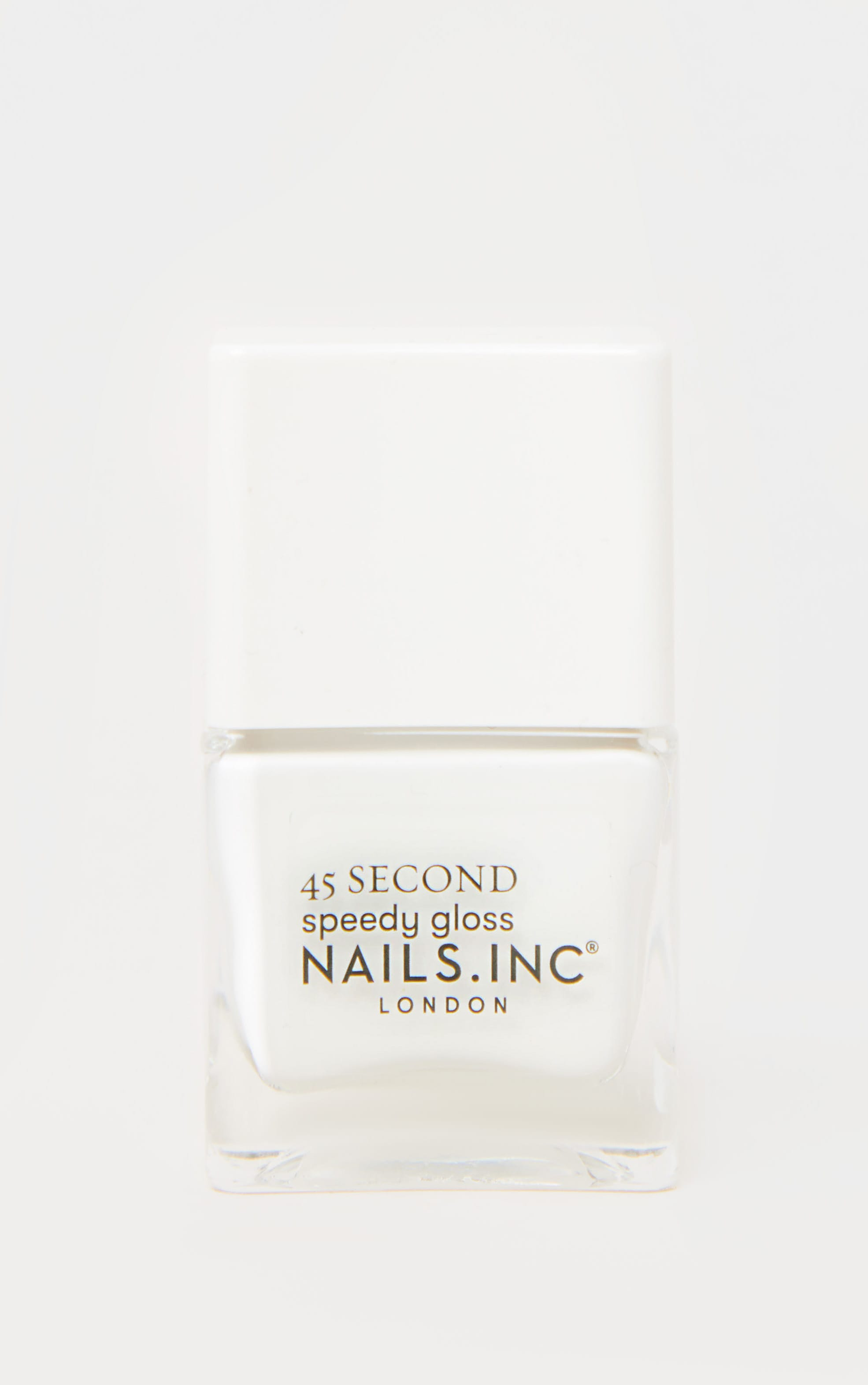 Nails Inc 45 Second Speedy Gloss Find Me In Fulham 3