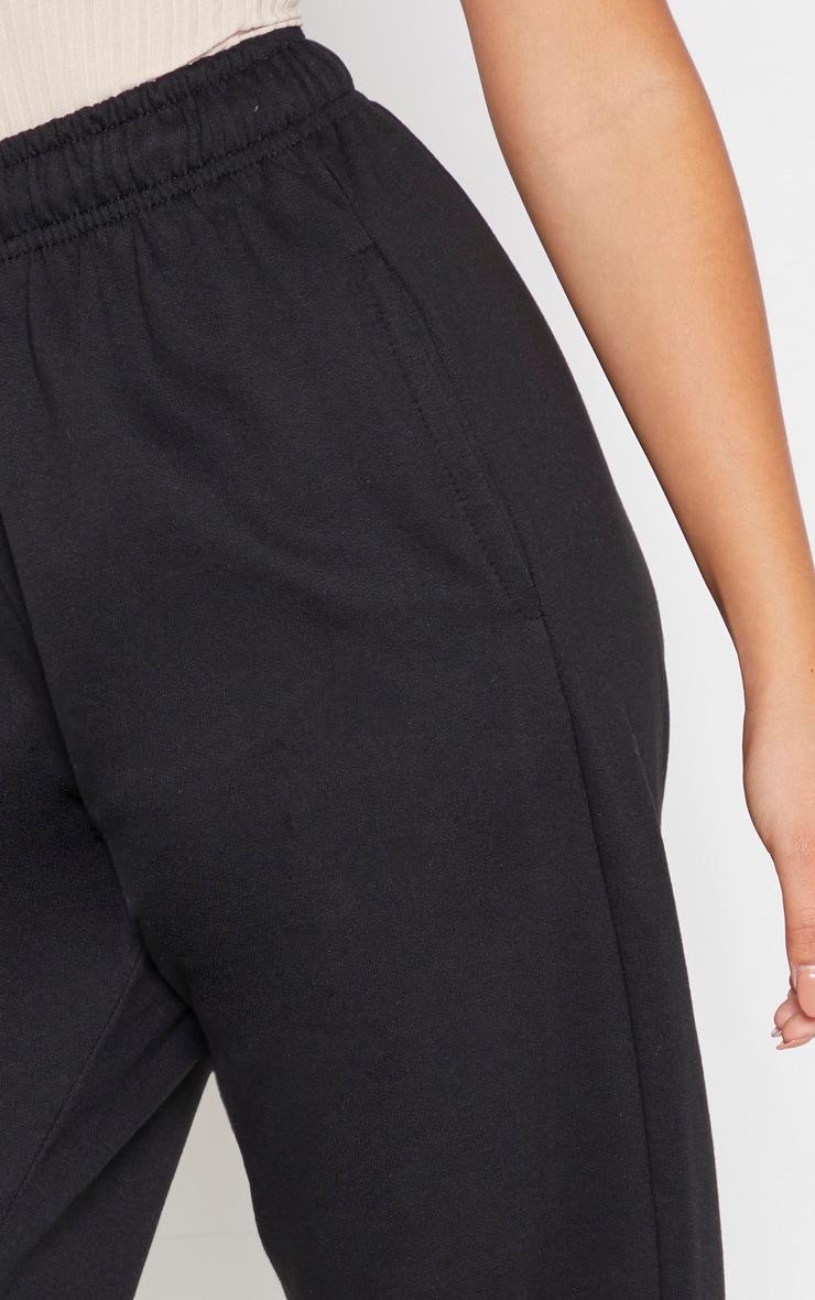 Petite Black Casual Trouser  5