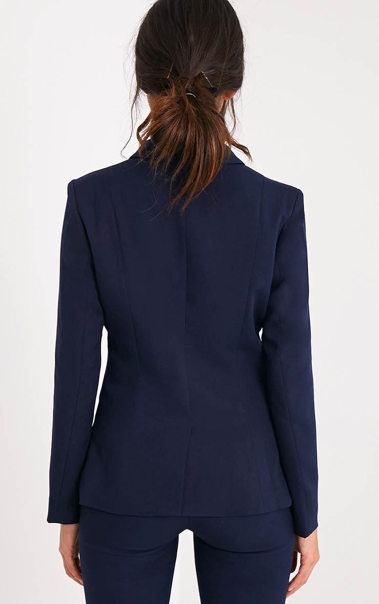 Avani Navy Suit Jacket 2