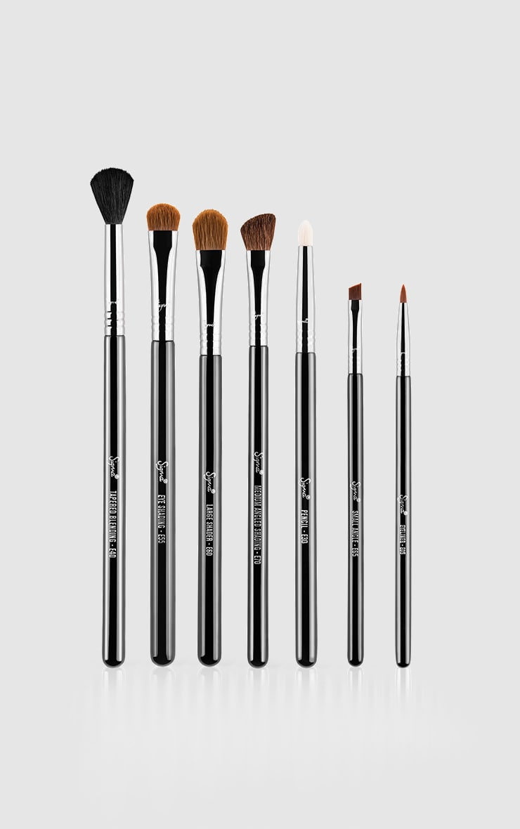 Sigma Basic Eyes Brush Collection 1