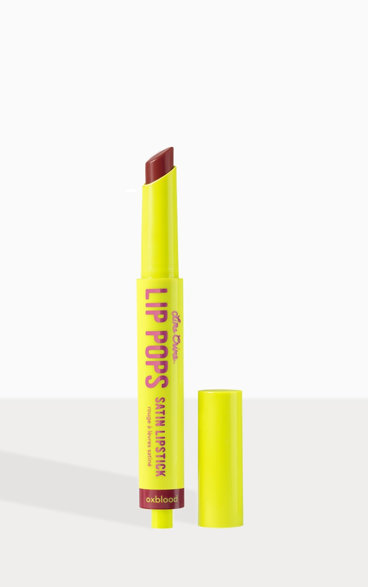 Lime Crime Lip Pops Oxblood 1