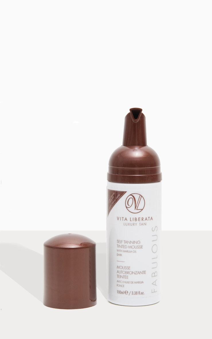 Vita Liberata Self Tan Mousse - Dark