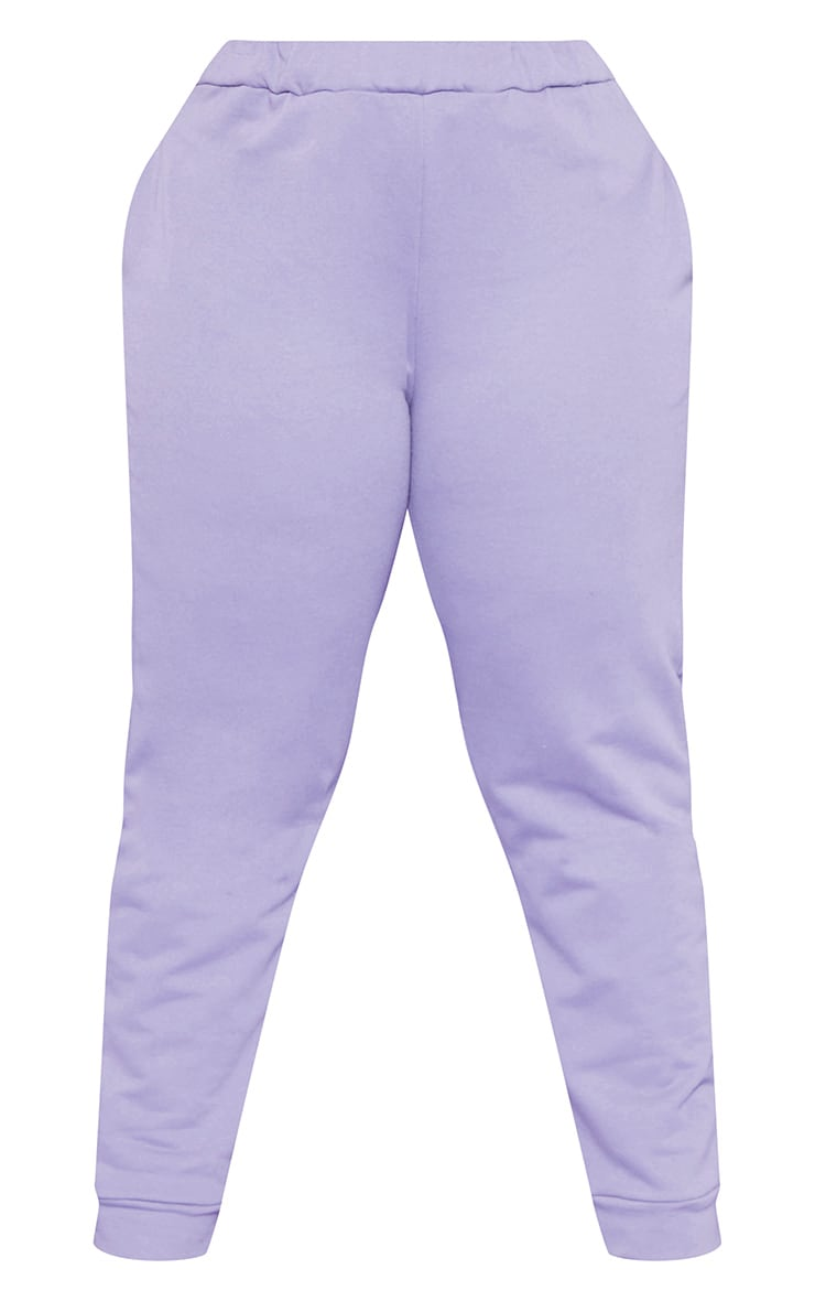 RECYCLED Plus Violet Jogger 3