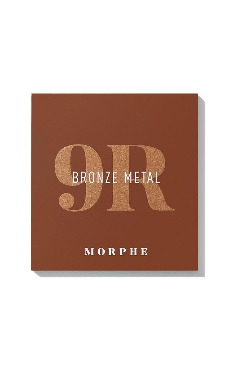 Morphe 9R Bronze Metal Artistry Palette 4