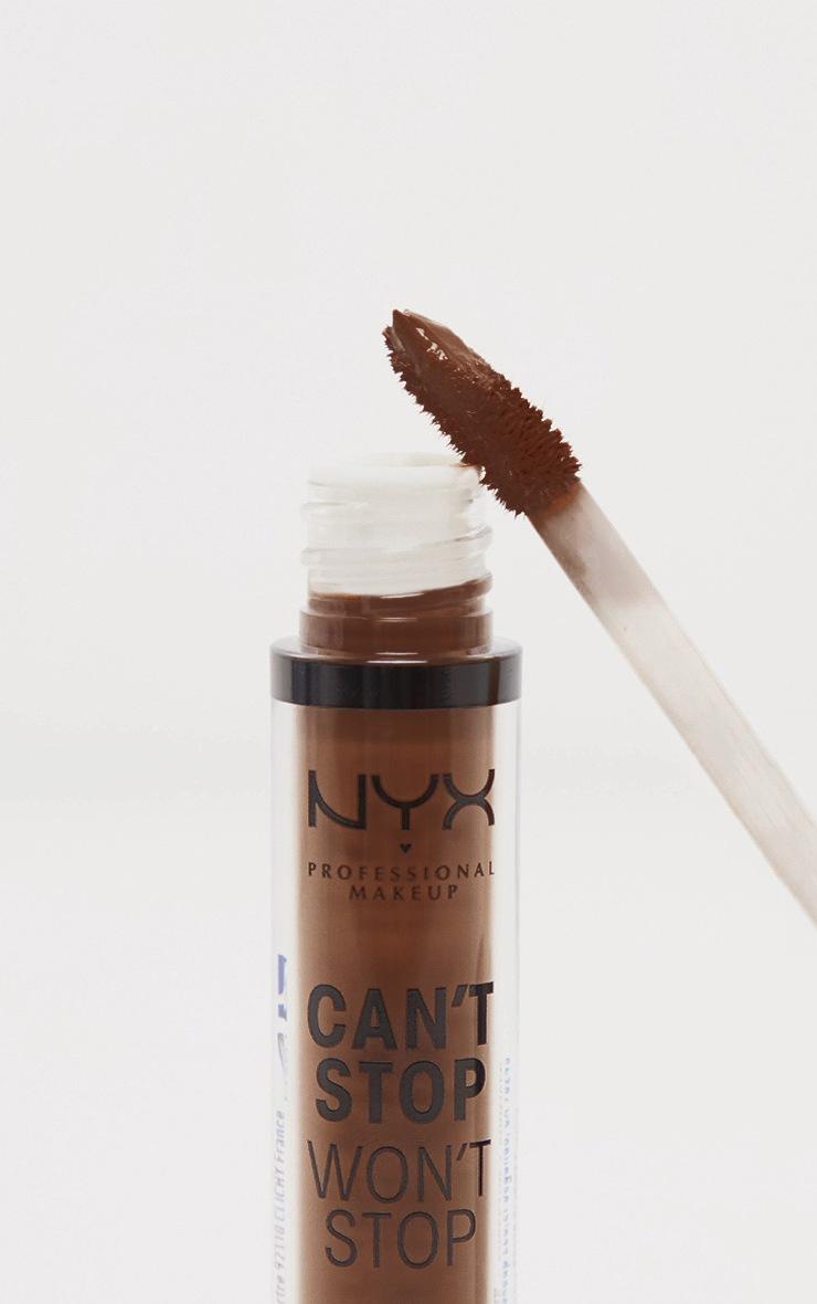 NYX Professional Makeup - Correcteur contour Can't Stop Won't Stop - Mocha 2