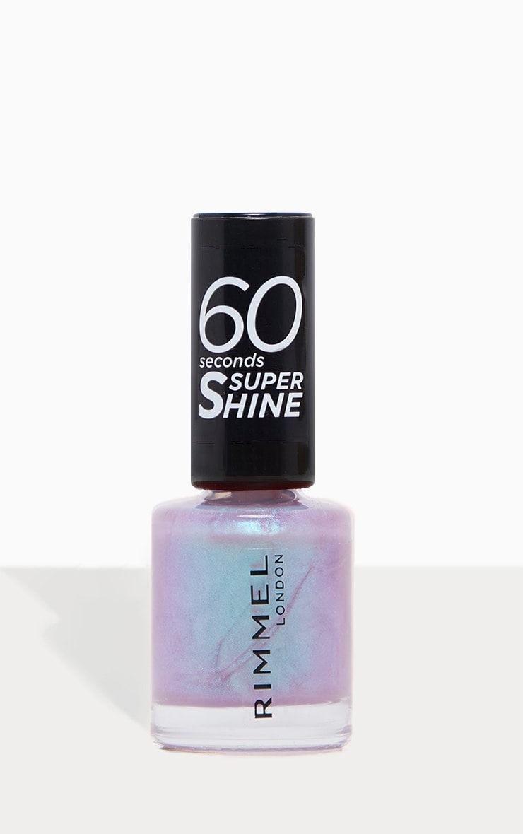 Rimmel 60 Seconds Super Shine Summer Collection Nail Polish Mermaid Fin 1