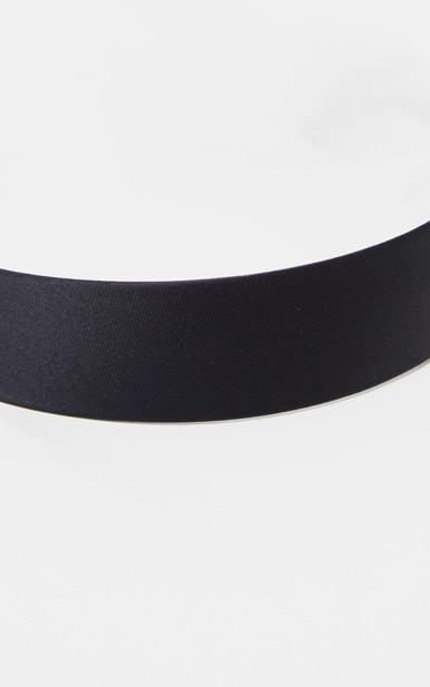 Black Basics Alice Headband 3