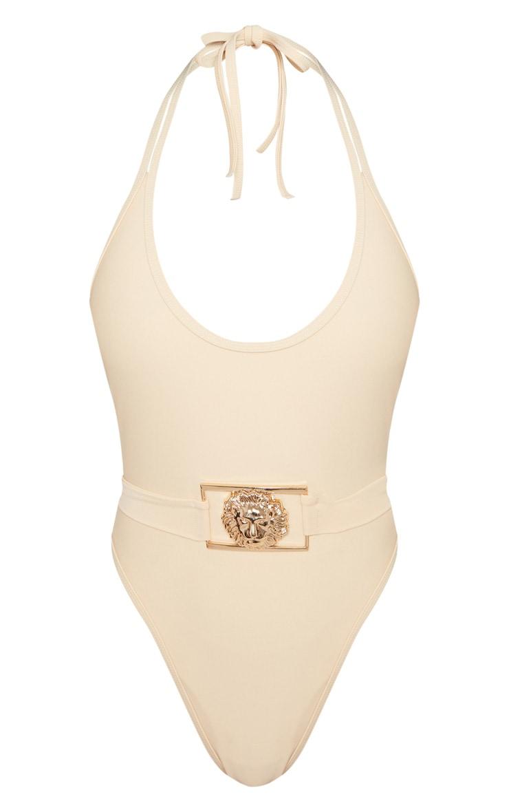 Petit eNude Lion Belted Swimsuit 3