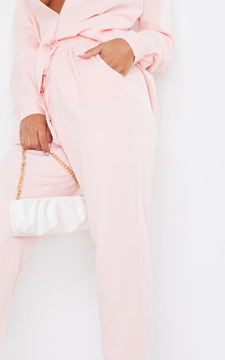 Light Pink Cigarette Pants 4