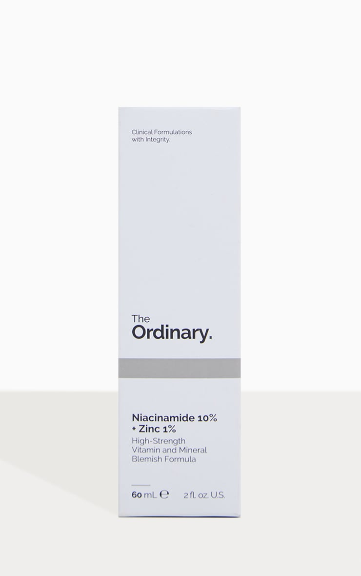 The Ordinary Supersize Niacinamide 10% + Zinc 1% 60ml 3