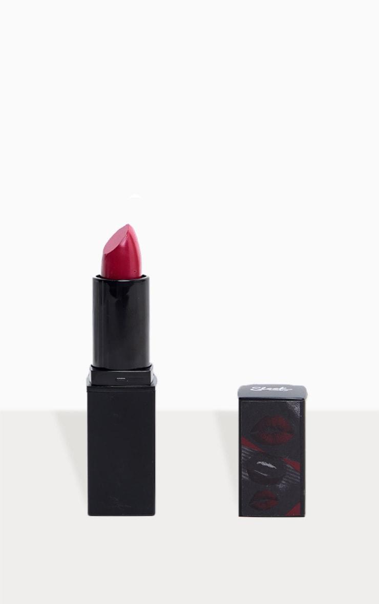 Sleek MakeUP Say it Loud Satin Lipstick Hot In Here 1