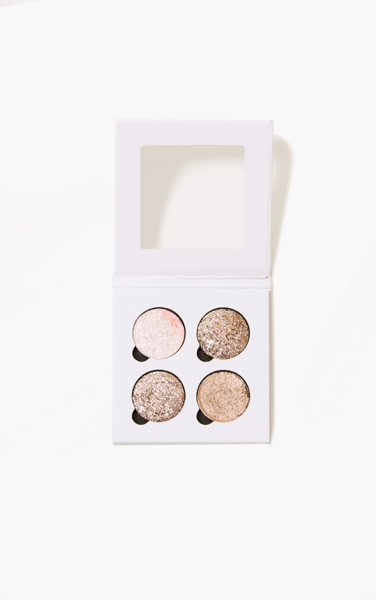 GlitterEyes Supermoon Quad Palette  2