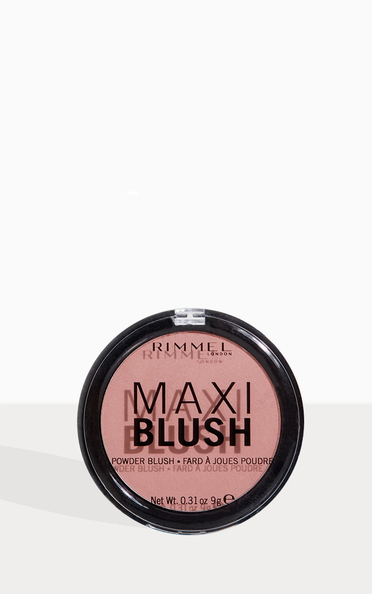 Rimmel Maxi Blush Exposed 1