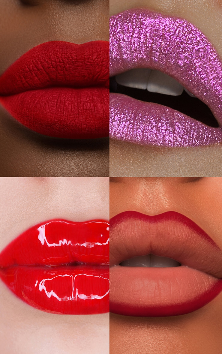 Lime Crime Best of Lip Reds 4